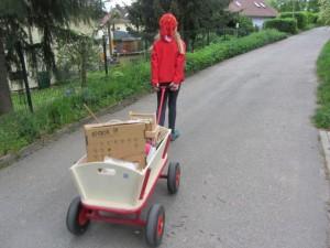 Spielmobil mit Kind ... oder andersrum?